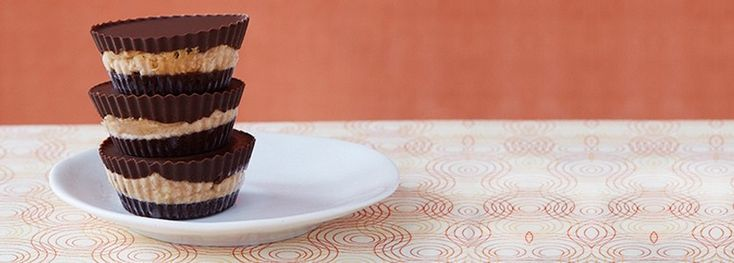 Frozen Chocolate-Peanut Butter Cups