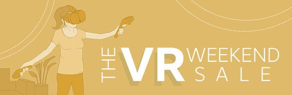 Steam VR Weekend Sale Going on Now