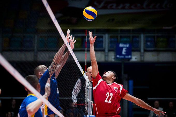 Venezuela consiguió primer triunfo en Liga Mundial de Voleibol #Deportes #Ultimas_Noticias