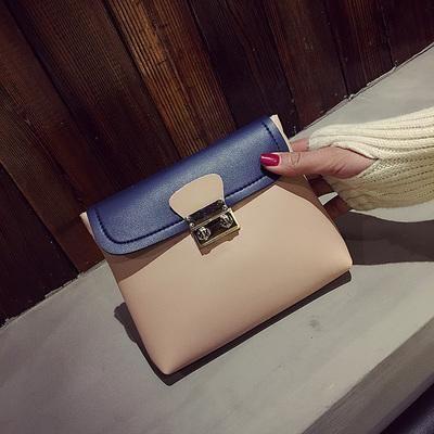 YBYT brand 2018 new simple fresh panelled mini women flap hotsale ladies cell phone coin purses shoulder messenger crossbody bag