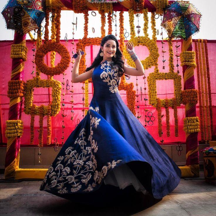 "16.8k Likes, 86 Comments - Tridha Choudhury (@tridhac) on Instagram: ""Because I'm Happy... Wardrobe courtesy -@kalkifashion Photo credits -@avismita_bhattacharyya…"""