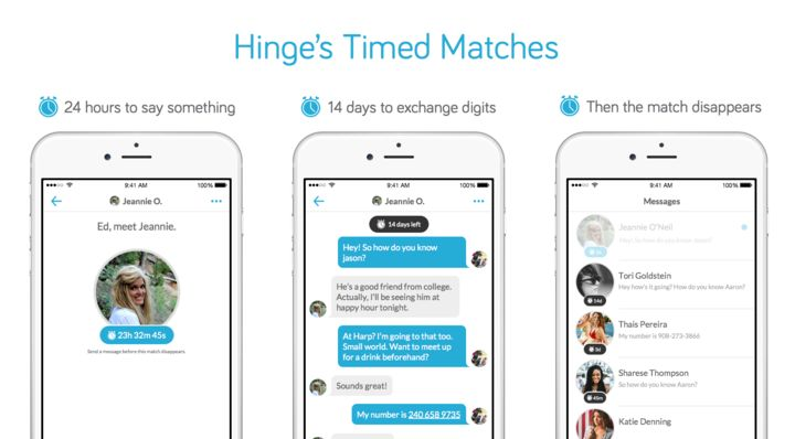 Dating App Hinge Wants You To Poop Or Get Off The Pot Tech