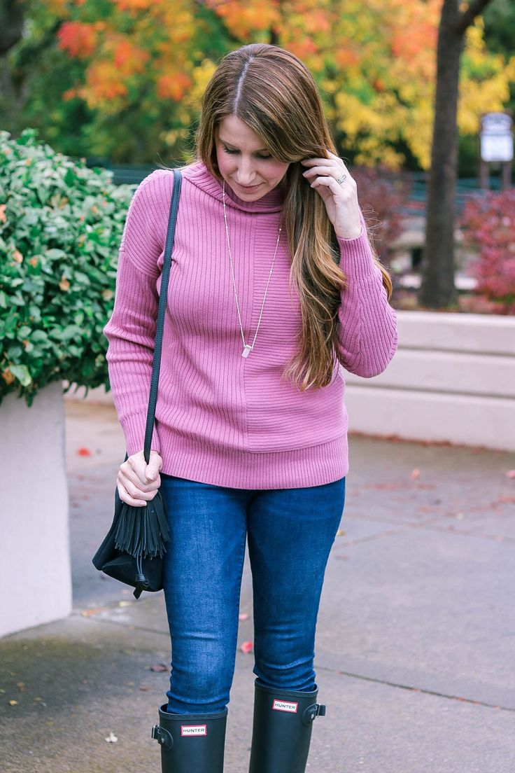 The Perfect Pink for Fall – She Knows Chic