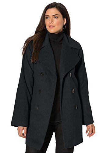 Plus Size Petite Coats
