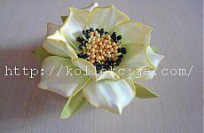 цветы из фоамирана - Самое интересное в блогах
