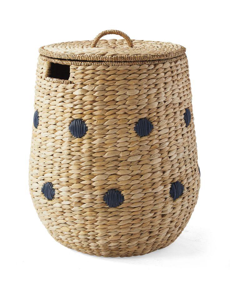 Serena Amp Lily Dot Basket Basket Storage Baskets