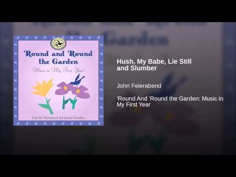 ▶ Hush, My Babe, Lie Still and Slumber - YouTube