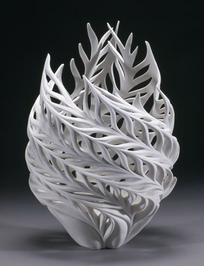Jennifer McCurdy - not sure if this is a vase or something to put a candle in.. but it's amazing