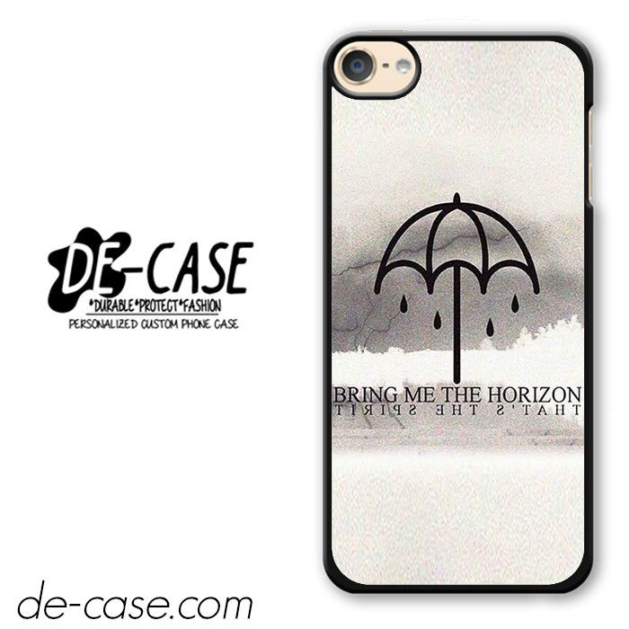 Bring Me The Horizon That's The Spirit DEAL-2113 Apple Phonecase Cover For Ipod Touch 6