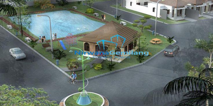 Perumahan seluas 2,77 Ha yang didesain dengan perpaduan desain modern, dengan lingkungan tertata rapi,asri serta bebas banjir. Harganya cukup terjangkau