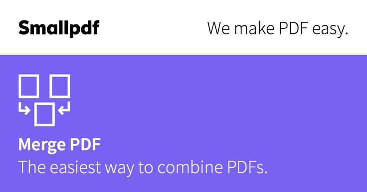 La mejor herramienta gratuita para unir y combinar tus documentos PDF tal y como quieres – un buen servicio sin límites, sin marcas de agua y totalmente gratis.