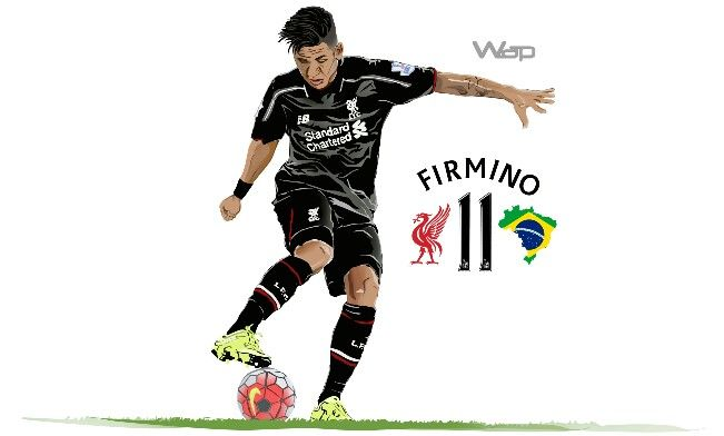 Roberto Firmino #11 Liverpool