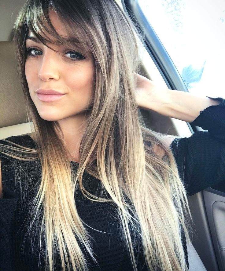 Long Hairstyles With Side Bangs Best Hairstyles With Bangs Best Side