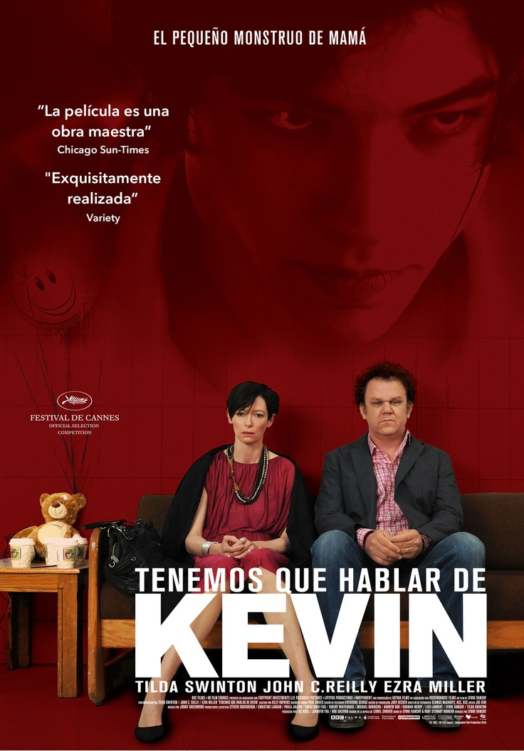 Tenemos que hablar de Kevin | We need to talk about Kevin  Director: Lynne Ramsay