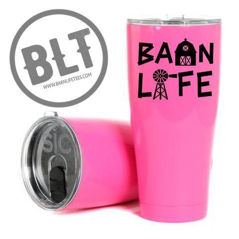 Barn Life 20oz Powder Coated SIC Cup