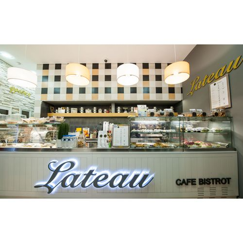 Lateau -café bistrot at Athens www.smartinteriors.gr