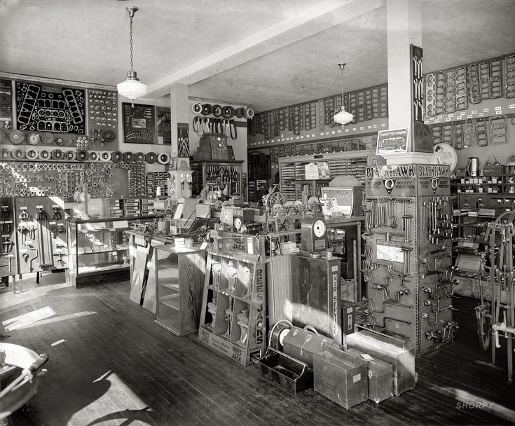 Awesome old speed shop: Photos, Automotive Supply, Interior, Vintage, Gas Stations Garages