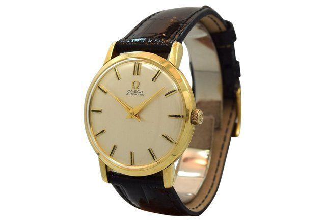 18K Gold Omega Automatic Ref. 2897