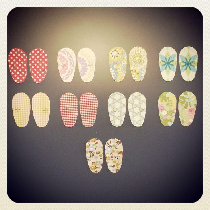 Colección So-Natural. Zapatos bebe. www.sofiasthings.com