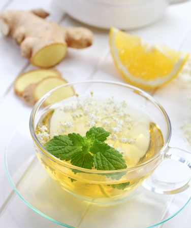 Tackle chronic inflammation with anti-inflammatory herbs such as turmeric, ginger, boswellia and more.