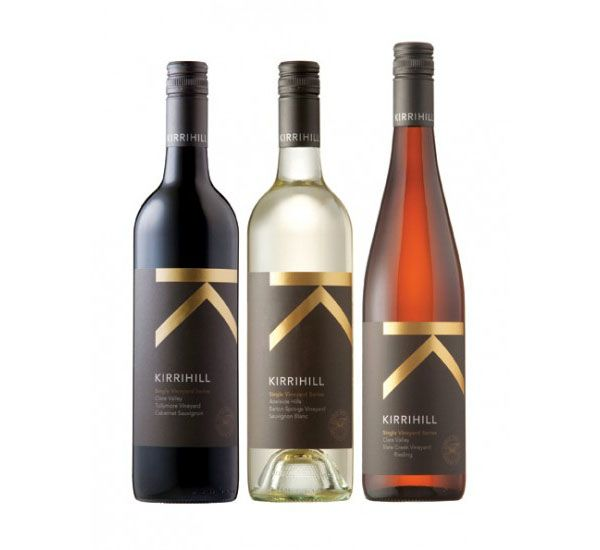Packaging of the World: Creative Package Design Archive and Gallery: Kirrihill Wines