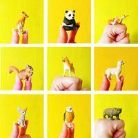 Продажа ~ 1 Шт./улитка собака сова panda/кукольный дом//миниатюры/прекрасные милые/сказочный сад gnome/мох террариум декора/ремесла/бонсай/СДЕЛАЙ САМ/c063