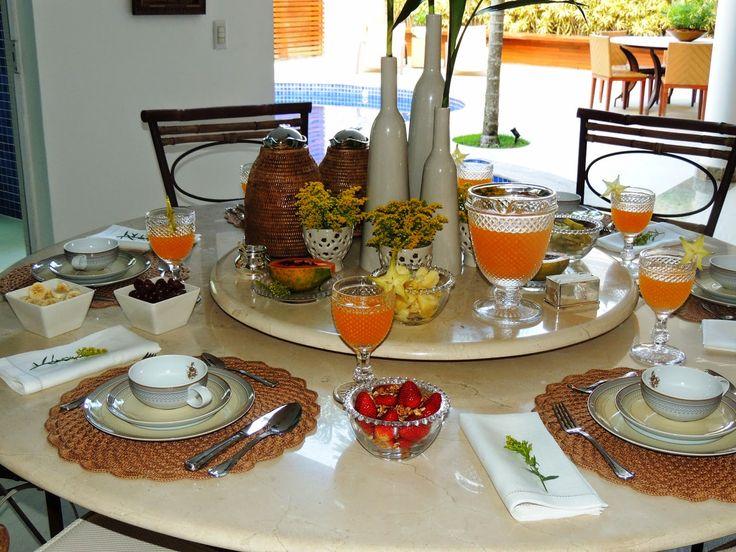 Blog da andrea rudge mesas lindas e inspiradoras para um for Modelos mesas para cafeteria