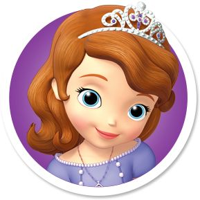 Sofia the First Coloring Pages and Crafts | Disney Junior