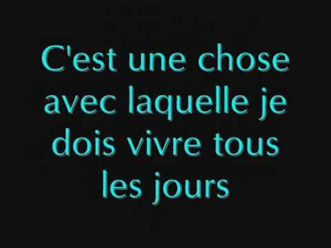 traduction de The Reason ( Hoobastank) - YouTube