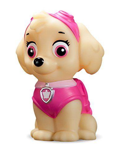 Paw Patrol – Illumi-Mate – Stella – Figurine Veilleuse de la Pat' Patrouille 12 cm: Ce jouet est inspiré des dessins animés Paw Patrol, la…