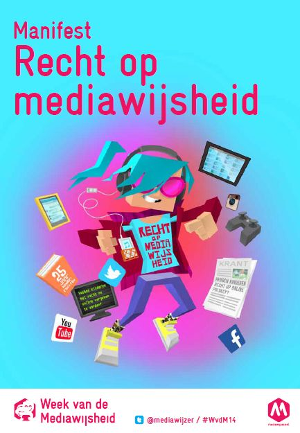 Manifest Recht op Mediawijsheid!