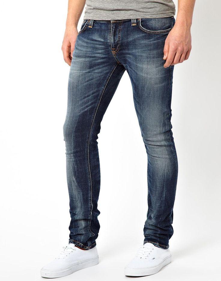 10 New Skinny Jeans For Men http://thefashionsupernova.com/2014/02/08/10-new-skinny-jeans-for-men/