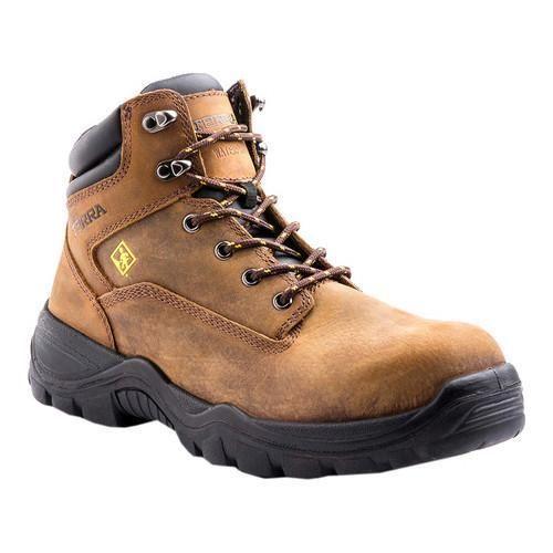 Men's Terra Grafton 6in Composite Toe Safety Work Boot Full Grain Waterproof Leather