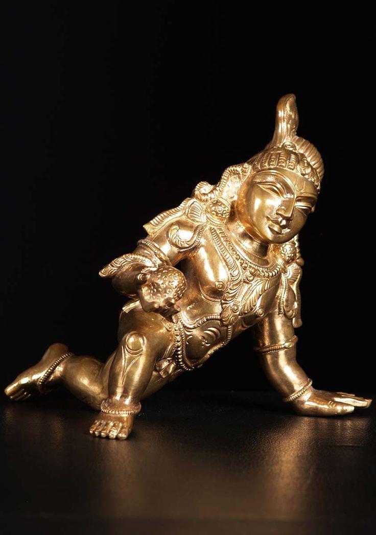1-Bronze-Crawling-Krishna.jpg (843×1200)