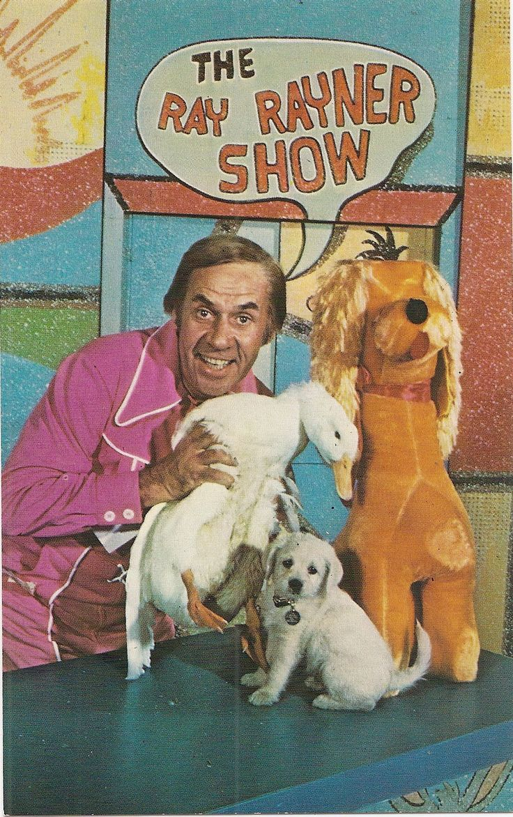 The Ray Rayner Show with Cuddly Duddly and Chelveston the Duck. This show was hilarious, Ray Raynor hosted cartoons like Clutch Cargo, Diver Dan and wacky ones from the 1940s. There was a craft segment he never could accomplish. A fun show.