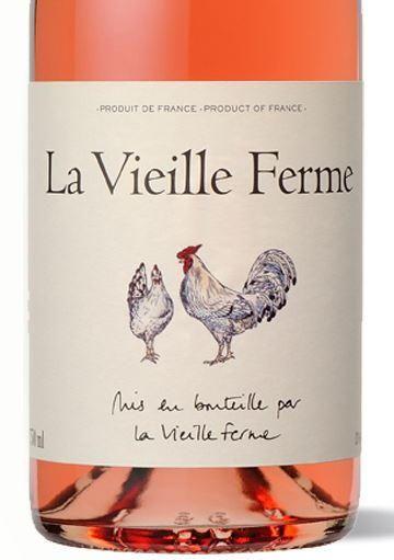La Vieille Ferme Rose 2017 Wine Pairingswine Storagewhite