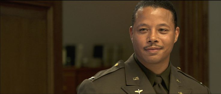Terrence Howard Talks Red Tails, Winnie, and On The Road