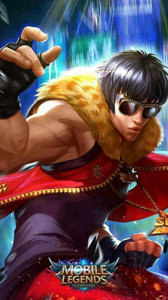 "Mobile legends - Chou ""Hiphop Boy"""