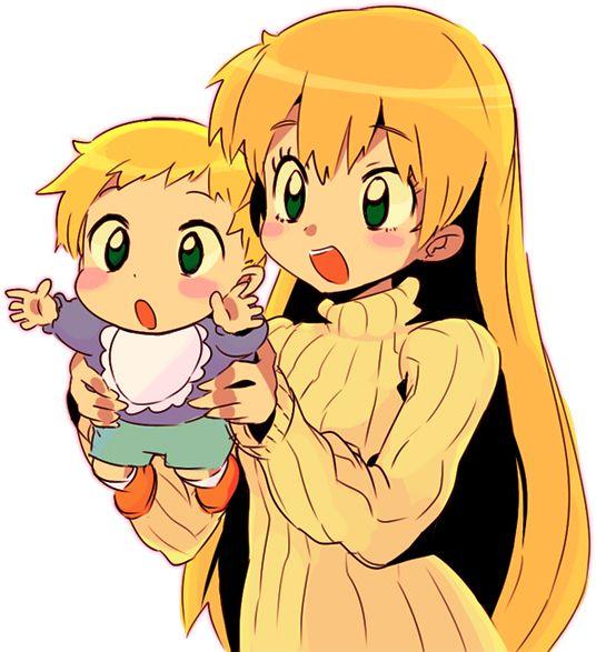 Tags: Anime, Little Boy, Daa! Daa! Daa!, Ruu (Daa! Daa! Daa!), Kouzuki Miyu, Rawan