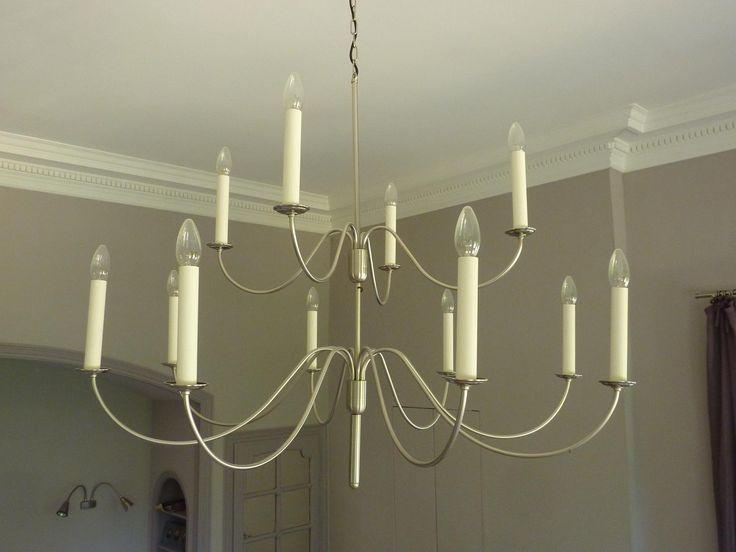 °°° Bell-Île °°° Lum'Art chandelier / lustre