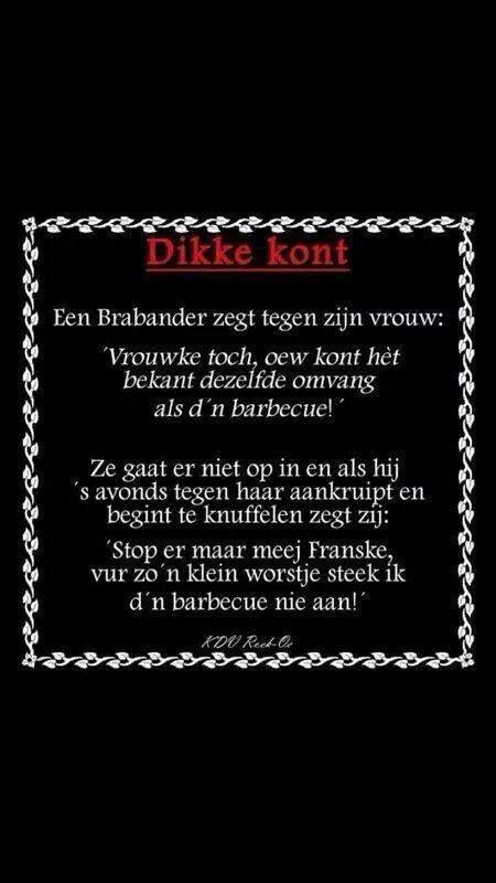 Brabantse mop!