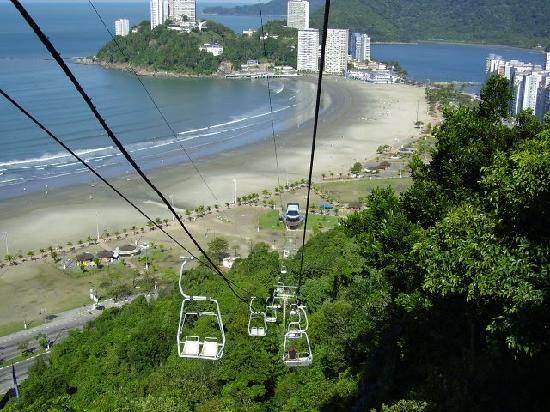 Teleférico São Vicente, São Paulo - Brasil