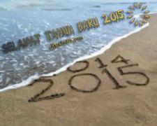 Kata Kata Bijak Menyambut Tahun Baru 2015