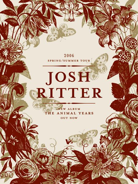 Josh Ritter by Jason Munn | The Small Stakes