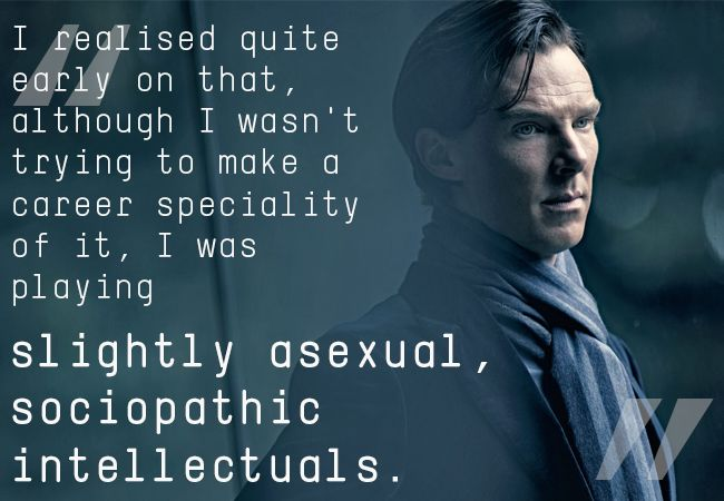 12 Lessons All Men Could Learn From Benedict Cumberbatch - Esquire
