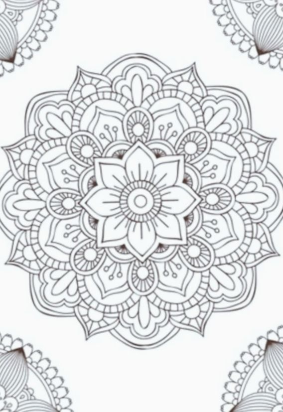 19 Drawing Doodles Videos Tiny Mandala Drawing Mandala Coloring Pages Mandala Design Art