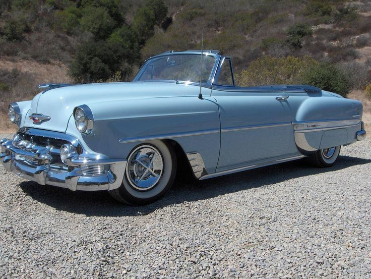 1951 chevy convertible for sale | 1951 Chevrolet Bel Air Convertible Resto-Mod for sale | Hemmings Motor ...