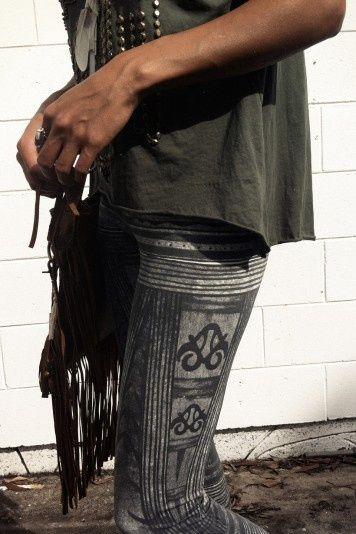 ☮ American Hippie Bohemian Boho Style ~ Pants