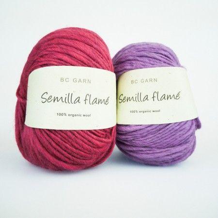 Semilla Flamé Garn