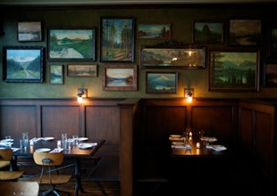 Woodsman Tavern in Portland, Oregon, one of Yahoo's best new bars in America